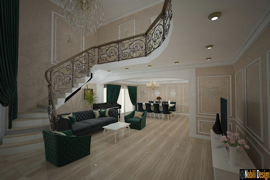 Design interior case in Buzau - Arhitect amenajari interioare Buzau