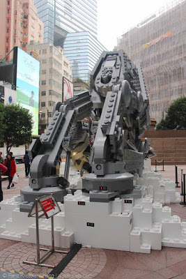 Star Wars in Times Square, Hong Kong
