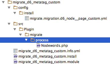 Amit Goyal: XML-D8 Migration: Very basic migration by just