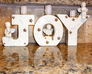 JOY Angel Ceramic Candy Holder of JaguarJulie