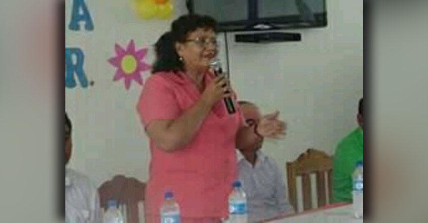 Exdirectora de UGEL Requena, Ynés Amanda De La Puente, habría cometido peculado por más de 300 mil soles