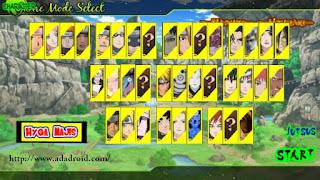 Naruto Storm: Shinobi Warrior by Cavin Jr