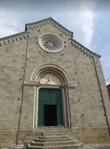 Chiesa di San Pietro a Corniglia