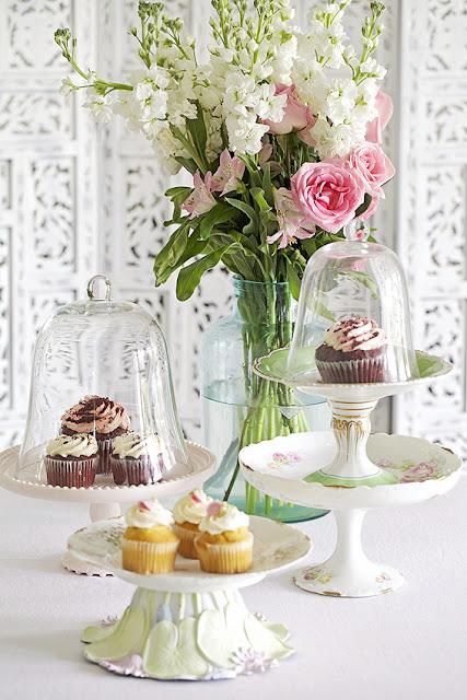 dessert stand diy