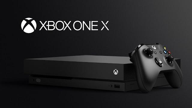 Xbox One X, la nueva consola premium de Xbox, es la más poderosa y pequeña del mundo