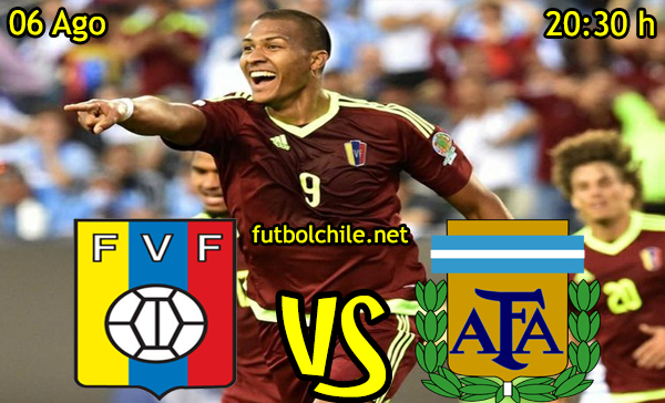 Ver stream hd youtube facebook movil android ios iphone table ipad windows mac linux resultado en vivo, online: Venezuela vs Argentina