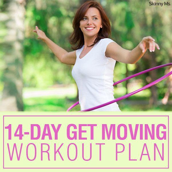 14-Day Get Moving Workout Plan