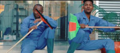 Video Nikki wa pili Ft Gnako - Mawindo