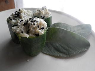 zucchine ripiene tofu ricetta vegan