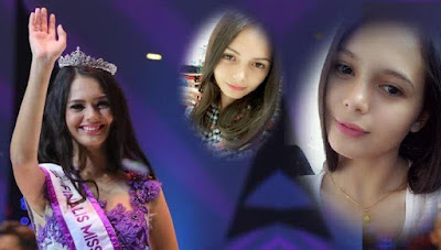 Biodata Jasi Michelle Tumbel Miss Celebrity Indonesia 2016