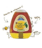 miel con limón