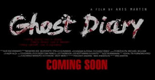 Film Ghost Diary 2016