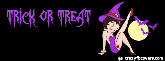 Happy Halloween Trick or Treat images for facebook Timeline cover and status