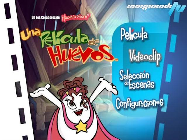 Una película de Huevos DVDR NTSC Español Latino Menú Full