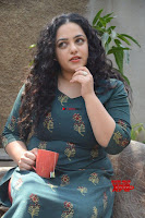 Nithya Menon promotes her latest movie in Green Tight Dress ~  Exclusive Galleries 048.jpg