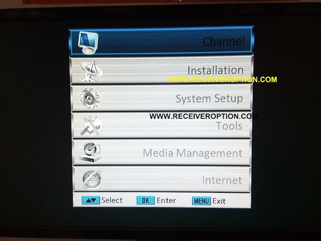 SUPER GOLDEN LAZER 8000 HD CLASSIC RECEIVER CCCAM OPTION