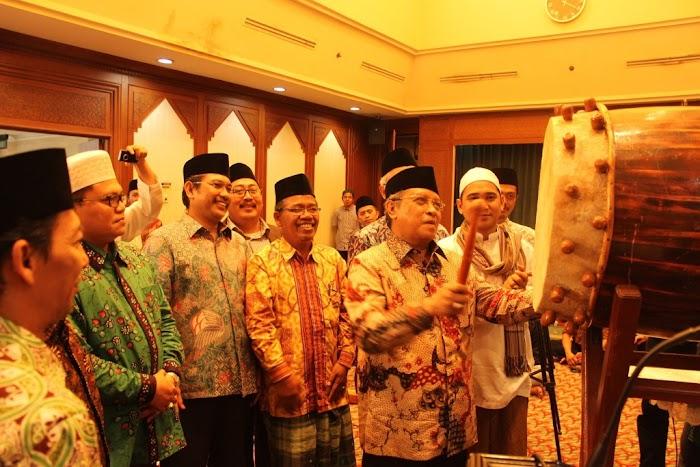 Lagu Resmi Gerakan Nasional #AyoMondok Pesantrenku Keren, Diluncurkan
