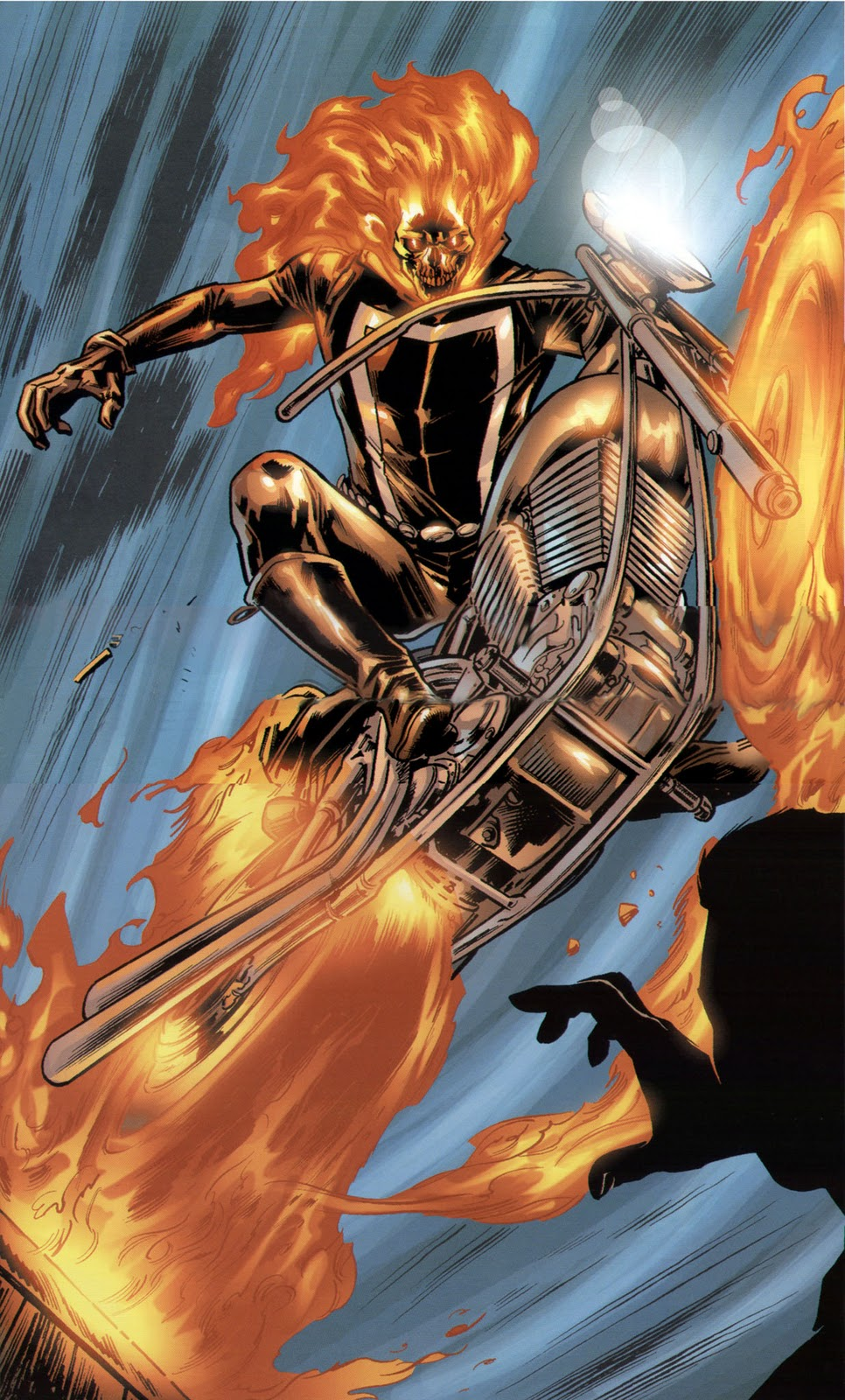 Elseworld's Finest: GHOST RIDER