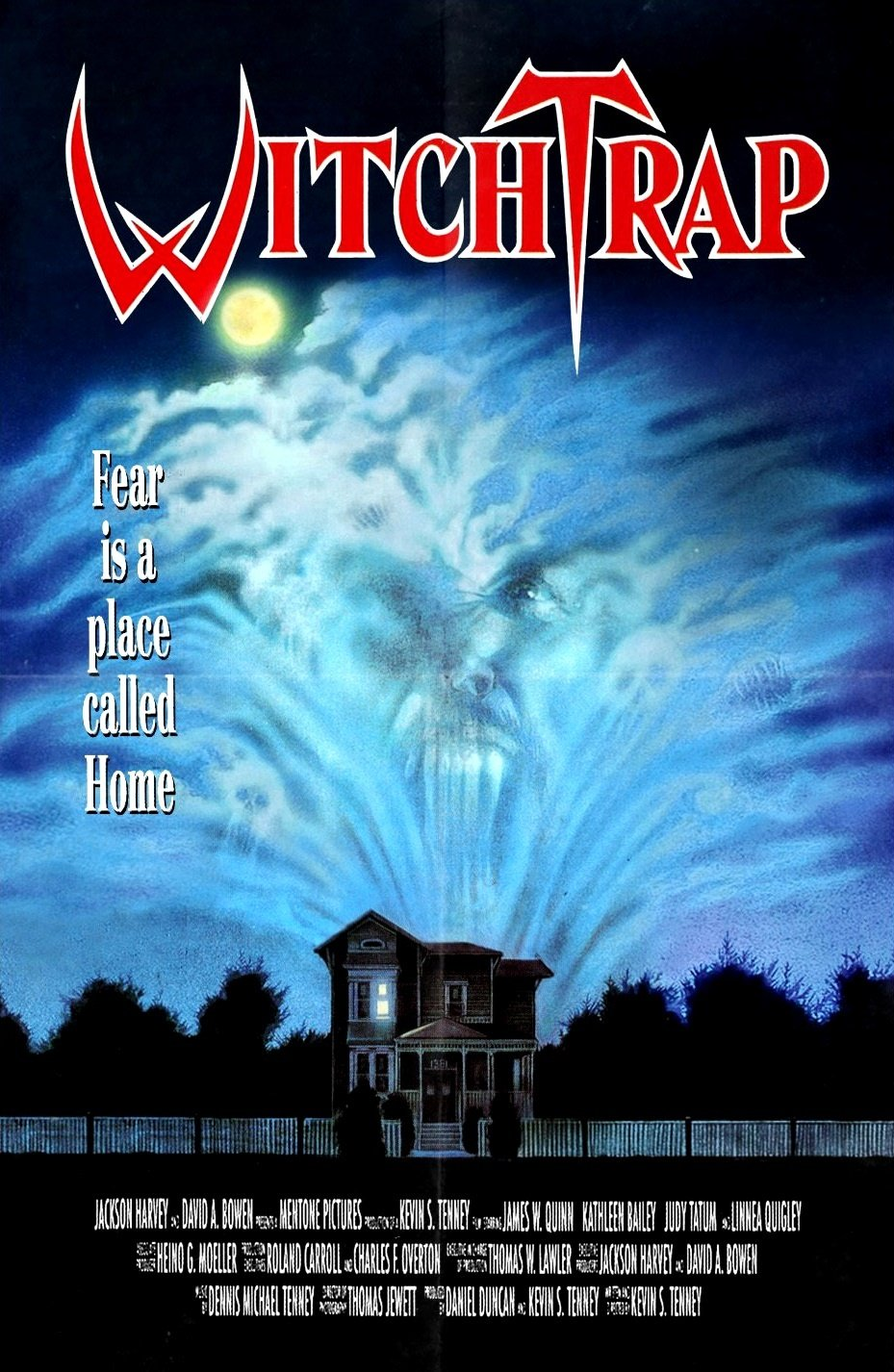 Witchtrap (1989) ταινιες online seires oipeirates greek subs