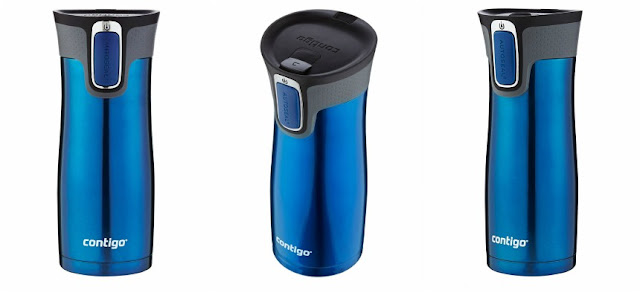 Contigo Vacuum Insulated Stainless Steel Travel Mug for only $12 (reg $18)