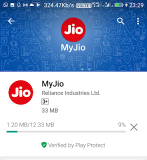MyJio Redeem Voucher Plan Rs 50