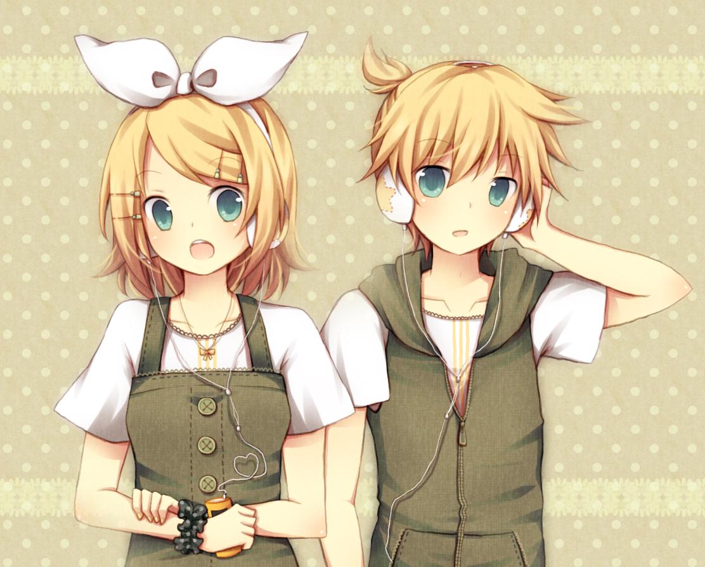 kagamine Rin y Len: imagenes de rin y len kagamine