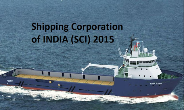 The Shipping Corporation of India (SCI) Releases Big Recruitment For