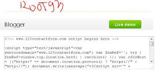 Script yang bisa ditambahkan ke blog