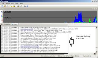 Succes setting Proxifier Multi SSH