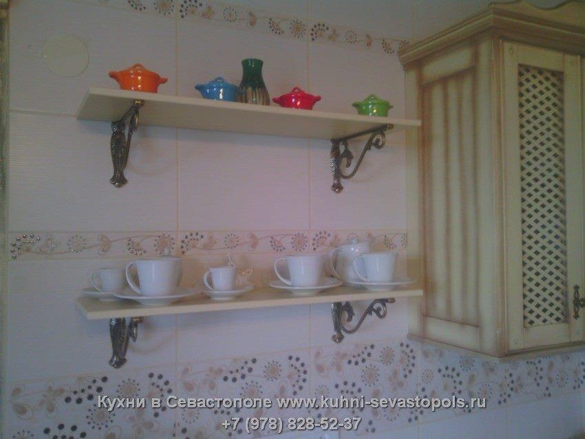 Недорогие готовые кухни в Севастополе