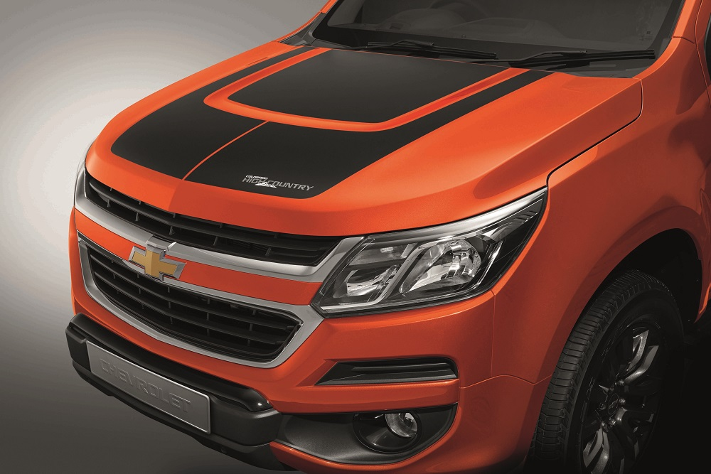 Chevrolet Colorado Storm