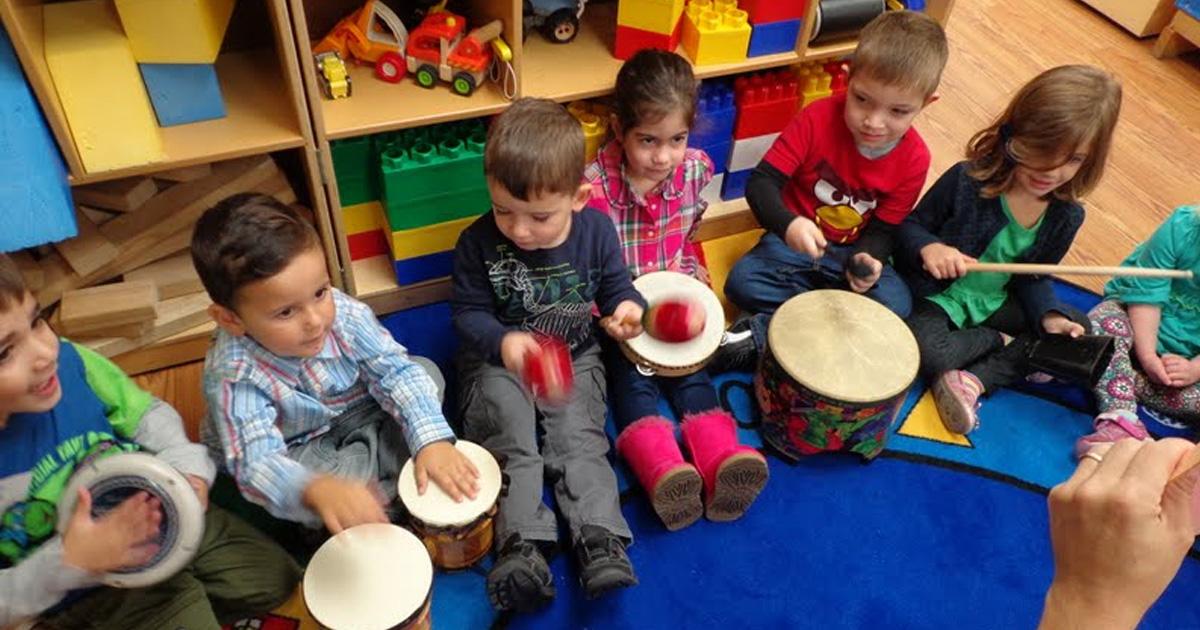 phương pháp dạy học âm nhạc mầm non