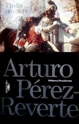 Un día de cólera - Arturo Pérez-Reverte (2007)