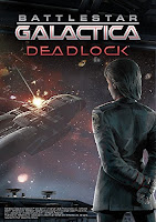 Battlestar Galactica: Deadlock Game Cover