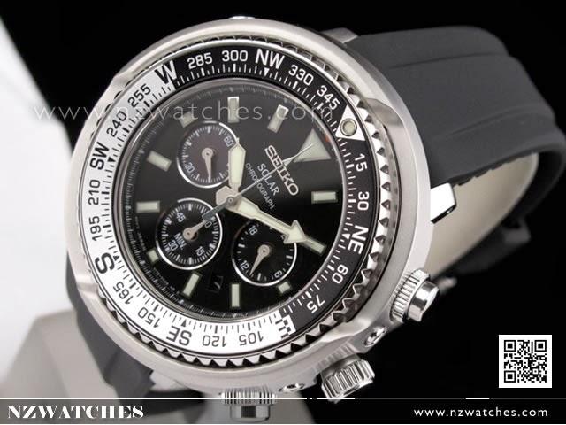 Seiko Prospex Chronograph Solar Sapphire 200M Fieldmaster Watch SBDL021 33506c6150fa