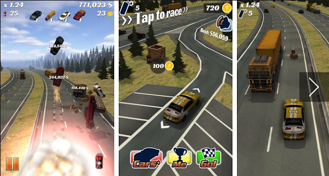 Highway Crash Derby MOD 1.5.5 [Unlimited Money/Unlocked]