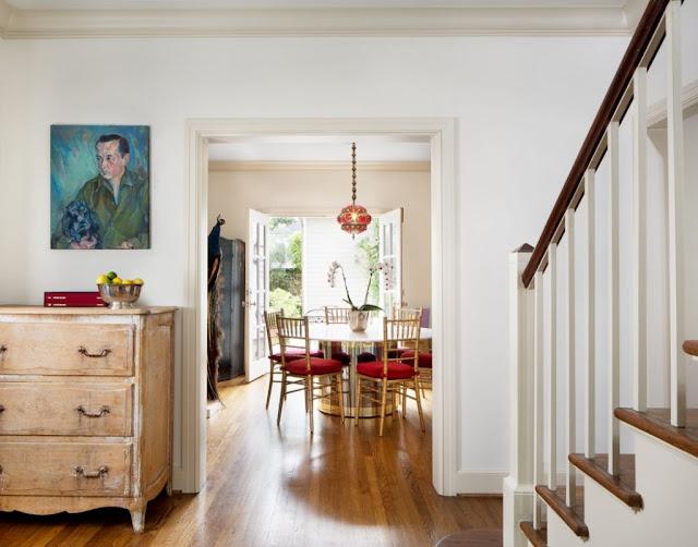 Desain Interior Bergaya Retro Klasik