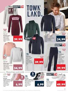 CATALOG KAUFLAND 30 ianuarie - 5 februarie 2019 reduceri tricouri barbati