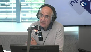 Frits Spits terug op de radio