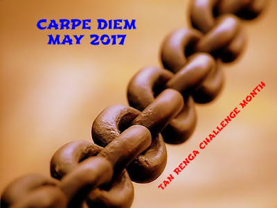 Carpe Diem Tan Renga Challenge Month 2017 #16 a drop of dew (Bosha)