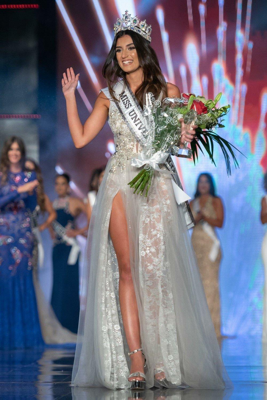 miss universe malta 2018 winner Francesca Mifsud
