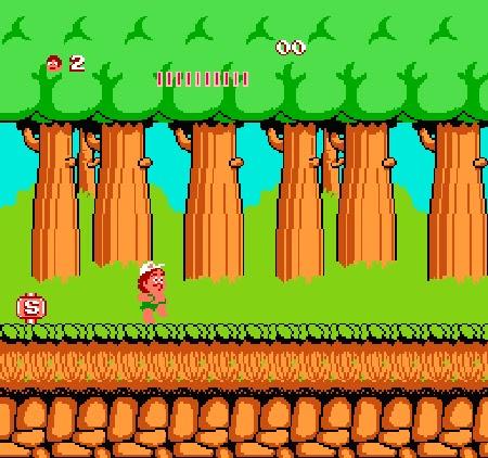 Play Mario, Contra, Bomberman, adventure island, tennis, circus