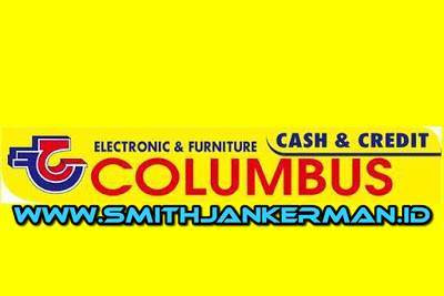 Lowongan PT. Columbus Pekanbaru Mei 2018