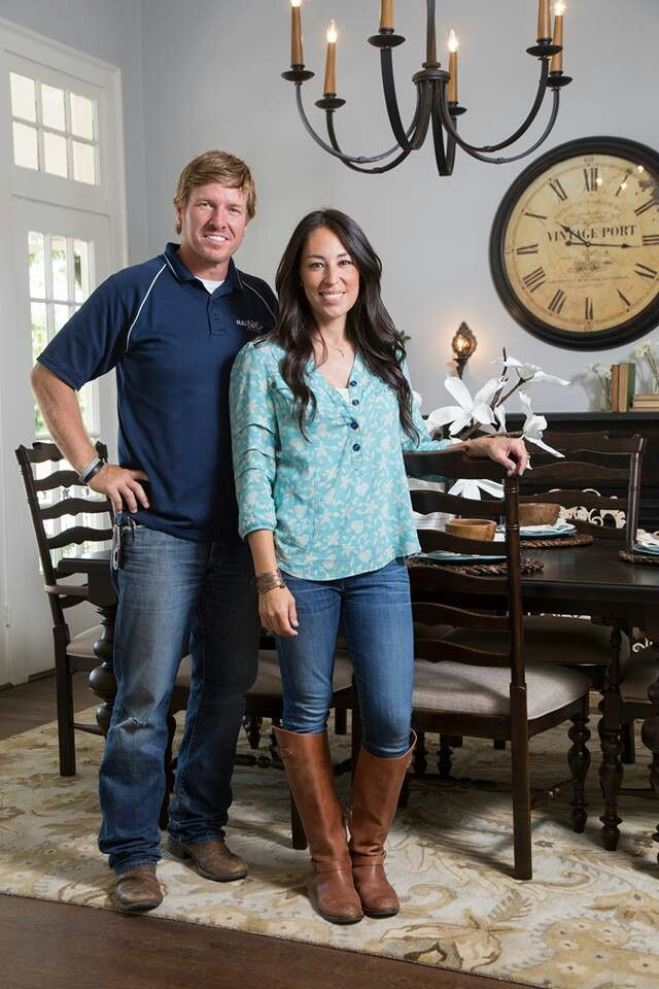 The appreciation of booted news women blog for What nationality is joanna from fixer upper