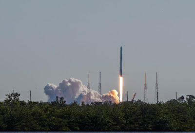 Falcon 9 CRS-13  liftoff