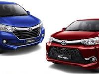Daftar Mobil Paling Laris di Indonesia per Januari 2016