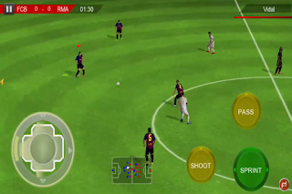 Download RF 2019 Mod FIFA Full Update Transfer Apk + Data Obb for Android