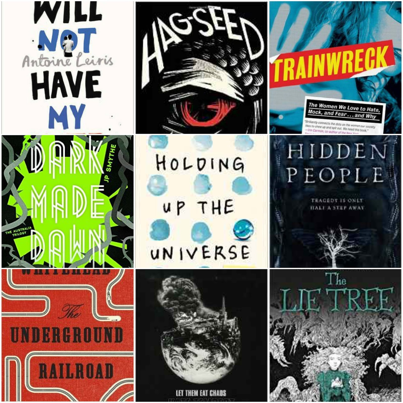 Book Highlights for October 2016