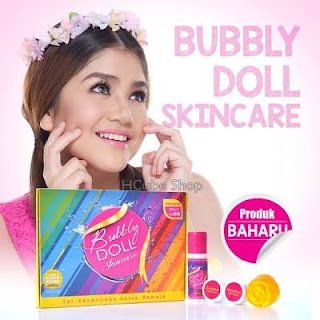AURAWHITE BUBBLY DOLL SKINCARE
