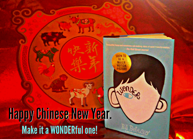 Year of The Dog  Year of Wonder #ChooseKind